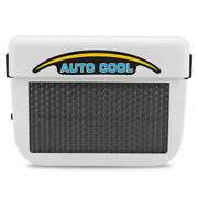 4v 1.2w 300ma Solar Powered Car Window Windshield Auto Air Vent Cooler Cooling