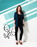 Alyson Hannigan Signed Autograph 20x25cm How I Met Your Mother Photo In Person