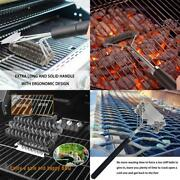 Bbq Grill Clean Brush Wire Brush For Barbeque Grill Scraper Bbq Grill Portable