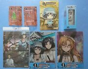 Not For Sale Steinand039s Gate Lottery Goods 7 Pieces Set Unopened Item Japane Anime