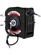 Alemlube S Series Grease Hose Reel. 10m X 6mm Id Hose And Lead In Hose Sg800