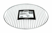 Old Smokey 22tg Steel Plated Silver Grill Cooking Grate 21 In.