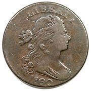 1800/79 S-195 R-5 Draped Bust Large Cent Coin 1c