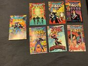 First Comics - American Flagg - 1988-89 Issues 2 3 7 9 10 12 And Special Issue 1