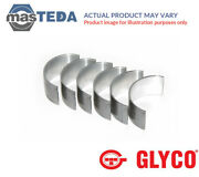 Conrod Big End Bearings Glyco 01-4175/4 025mm I 0.25mm For Fiat 124,132,ducato