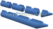 10and03910 Long 17 Diameter Modular Plastic Boat And Dock Pontoons Logs Floats Pair