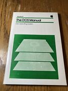 Vintage Apple Ii The Dos Manual Disk Operating System 1981 Apple Computer Inc.