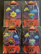 Disney Alien Remix Pins Series 5 Ducky, Merida, Sully, Bunny, Limited Edition