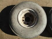Allis Chalmers 620 720 9020 4041 Ac 620 Front Rims And Tires 5.70-8