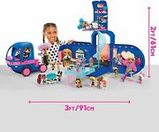 L.o.l. Surprise4-in-1 Glamper Fashion With 55+ Surprises 10+ Hangout Areas Blue
