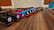 Lot Of Thomas The Train, Wooden Metal Magnetic Plastic