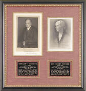 Herbert Clark Hoover - Collection With Lou Henry Hoover