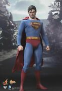 Hot Toys Superman -evil Version 12 1/6 Sixth Scale Christopher Reeve Mms207 New