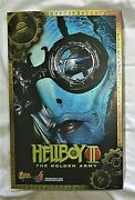 Hot Toys Hellboy Ii Abe Sapien -the Golden Army Sideshow 12 16 Sixth Scale New