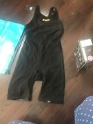 Arena Powerskin The Carbon Series Swimwear Women Size 28 Black Color Nwt