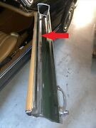 Used Outside Top Of Door Molding Fits Mercedes W113 230sl 250sl 280sl 1137280130