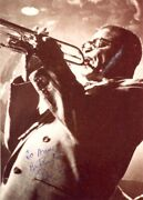 Dizzy Gillespie - Inscribed Photograph Signed 1990