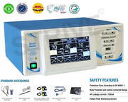 Most Sold 400w Cautery With Vessel Sealing System Sealer Excel Seal Touch Screen