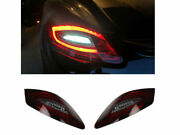 Led Tail Light Rear Lamp Red+smoke For Porsche 987 Boxter Cayman 2005-2008