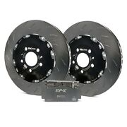 For Audi Rs4 2007-2008 Ebc S30kf1001 Stage 30 Slotted Front Brake Kit