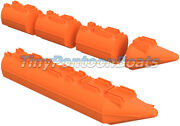 12and039 Long 26 Wide Modular Plastic Boat And Dock Pontoons Logs Floats Pair New