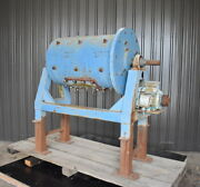 2and039 Diameter X 3and039 Long Batch Ball Mill