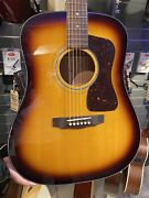 Guild D-40 Traditional Acoustic Guitar W/ Hardshell Case