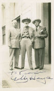 George Gabby Hayes - Autographed Inscribed Photograph