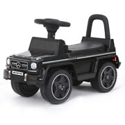 Usa Licensed Mercedes Benz G63 Kids Foot-to-floor Ride-on Push Toy Car W/ Horn