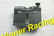 Alloy Radiator Fit Scott Super/flying Squirrel Early Motorcycle 1920s To 1940s