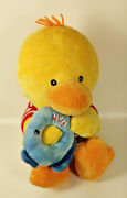 Rattle Rouzers - Sunshine The Stuffed Duck With Removeable Baby Rattle