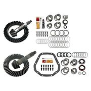 For Ford F-250 Super Duty 11-16 Motive Gear Mgk-333 Ring And Pinion Complete Kit