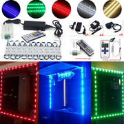 10100ft 5050 Smd 3 Led Module Light Club Store Front Window Sign Decor Lamp Kit