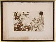 Charles Bragg - Procession Etching Signed Proof Third State