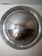 Vintage 1940and039s To And03950and039s Desoto Hub Cap 15 Wheel Cover
