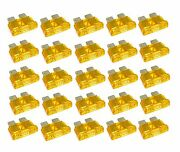 Blue Sea Atc 20 Amp Fuses 25 Pack. Standard Circuit Protection Device For Au...