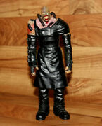Resident Evil 1 2 3 Biohazard Nemesis Type 1 Action Figure Moby Dick Ps1 Ps2 Gc