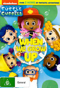 Bubble Guppies When We Grow Up -dvd Series Rare Aus Stock -family New Region 4
