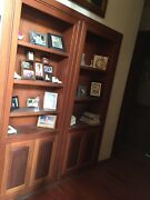 One Secret Bookcase Door Covert Private Unseen Protection Conceal - Have Two 2