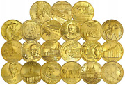 Poland Full Set Of 21 Coins 2 Zlote 2011 - Commemorative Unc