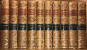 Leather Setworks Of Charles Dickens Complete 29 Volandrsquos 1875 Antiquarian Gift