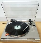 Sony Ps-t22 Direct Drive, Fully Automatic, Qlm34 Mk Iii Cartridge, Badge Missing