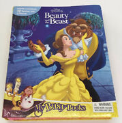 Disney Princess Beauty And The Beast Includes Storybook, 12 Figurines A Playmat