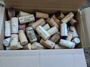 Wine Corks • Used • Lot Of 300 + • Cork And Synthetic • Free Us Shipping