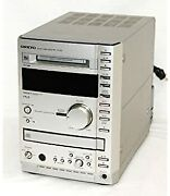 Onkyo Cd Md Tuner Amplifier Fr-155 Center Unit Stereo Components Japan 4011