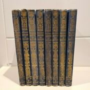 Pictorial History Of Scotland - Complete 8 Bookset, Rare, Collectible, Vintage