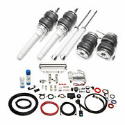 Ta Technix Airride Complete Set With Air-management + Luftkit 11.5l For Bmw 3er
