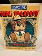 Lands End Big Daddy And Xmas Ornament