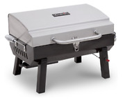 Char-broil Stainless Steel Portable Liquid Propane Gas Grill Model 465640214