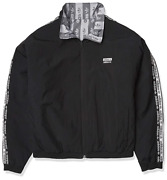 Adidas Originals Womenand039s Rev Jacket Fq2411 Black/crystal White Size Small 140